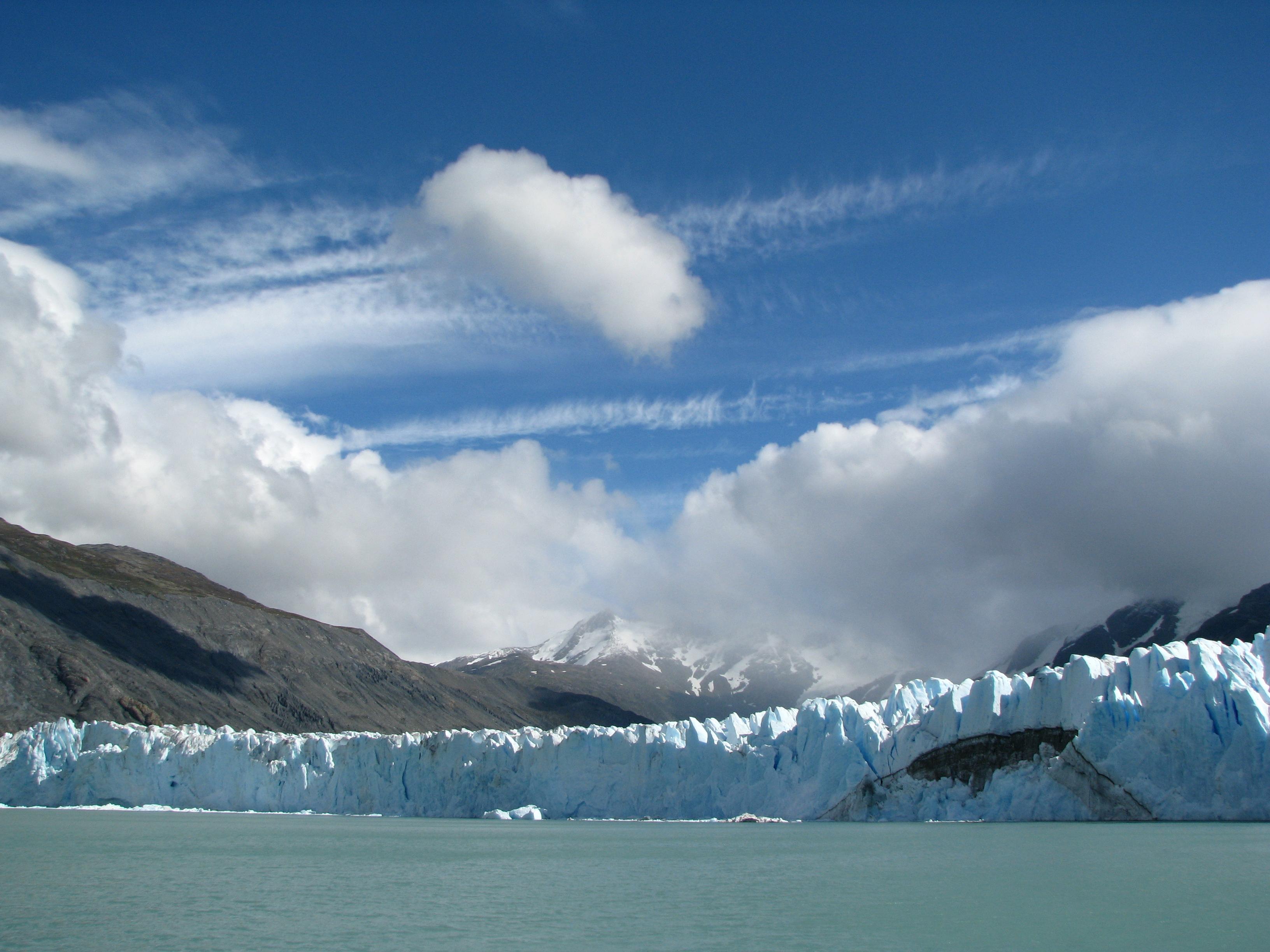 Viaje a la Patagonia Chilena - Glaciar O'Higgins