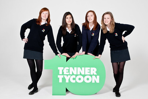 Tenner Tycoon 2010 Winners