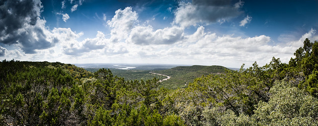 Balcones Escarpment Texas Hill Country http://www.flickr.com/photos/tonymaiello/5495414727/