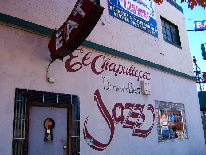 El Chapultepec - Denver's Best Jazz