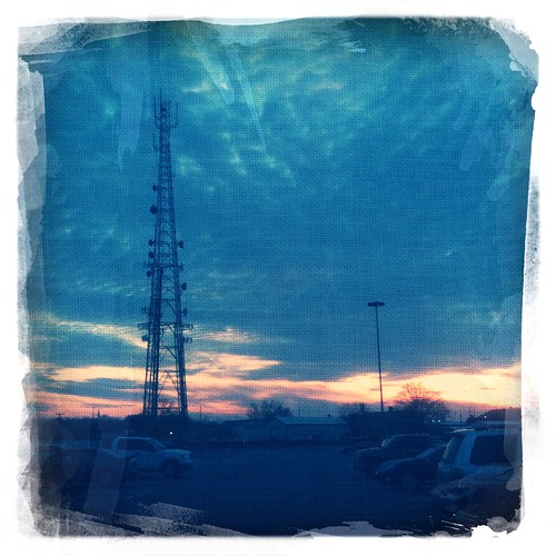 sunset sky tower cars colorful iphone dovermall iphonography hipstamatic dreamcanvasfilm