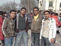 Jignesh, Anil, kishan, nishant