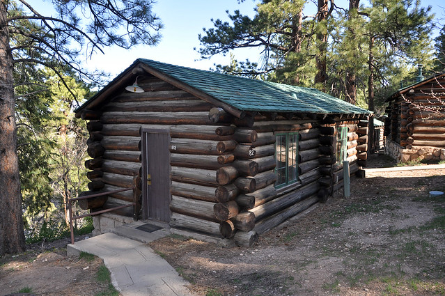 Grand Canyon Lodge North Rim Frontier Cabins 0435 Flickr