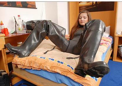 wellie boot fetish