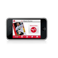 Coke World Cup iPhone App