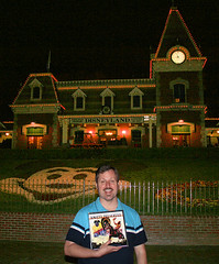 Knott's Preserved,... At Disneyland!