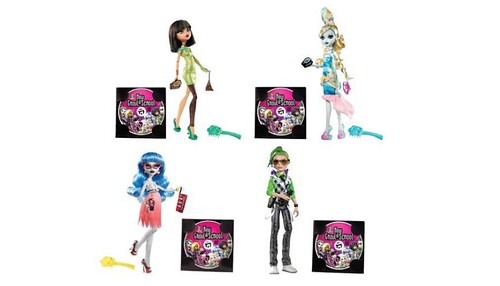 New Dawn Of The Dance Monster High dolls
