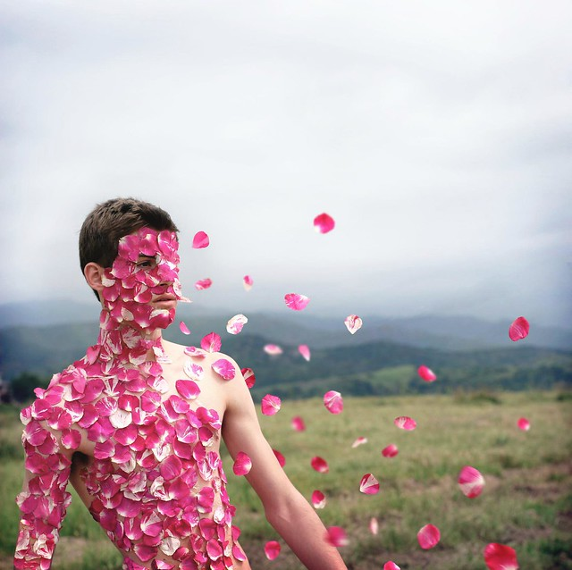 A diffusion of being - Stunning Fine Art Portraits