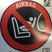 Small photo of Airbag