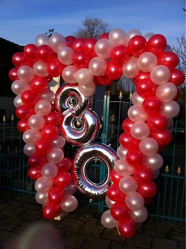 Hartboog Verjaardag 80 Jaar Rotterdam
