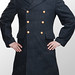 Varusteleka used Swedish army wool greatcoat