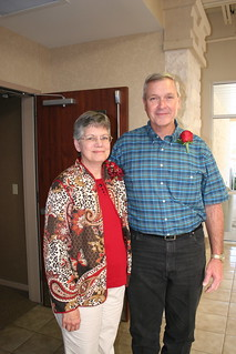 Judy & Tom Lovelady's Retirement