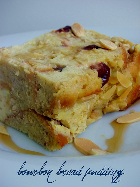 bourbon bread pudding | Flickr - Photo Sharing!