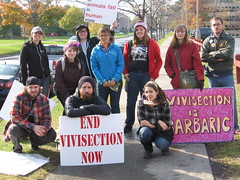 Anti-Vivisection Demo 10.24.10