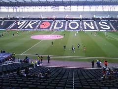MK Dons.