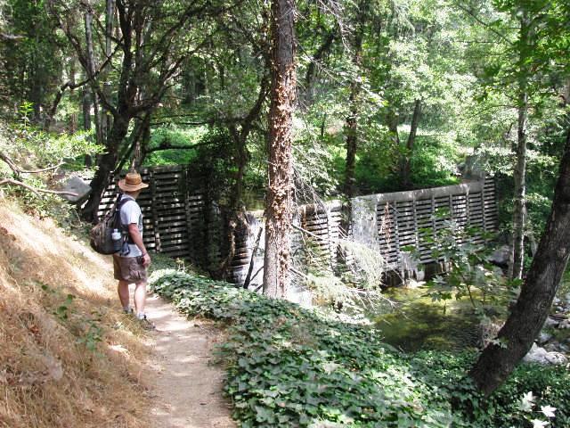 Santa Anita Canyon Winter Creek Flickr Photo Sharing