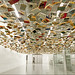 Suspended books