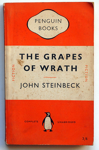 Grapes of wrath themes essay