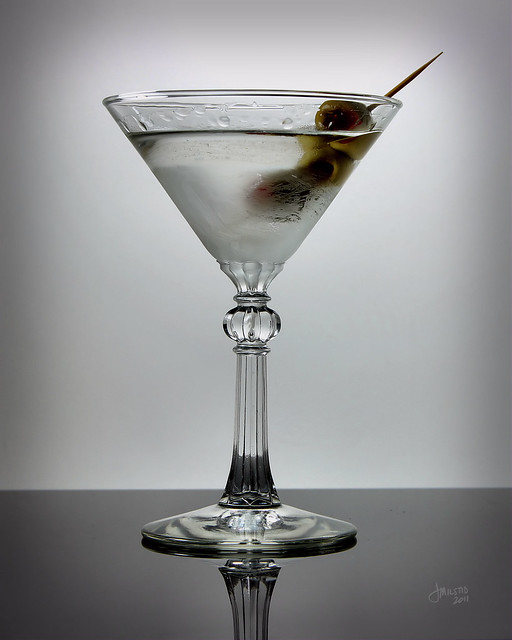 Classic Martini - Project Flickr: Drink | Flickr - Photo Sharing!