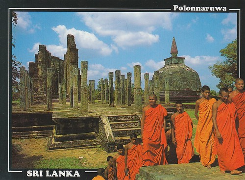 Ancient City of Polonnaruwa - 01