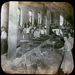 Gans's Tobacco Warehouse, Miamisburg, Ohio