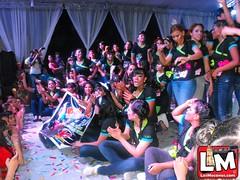 Carnaval del colegio Nuevo Renacer y lanzamiento promoción Boomerang 2011