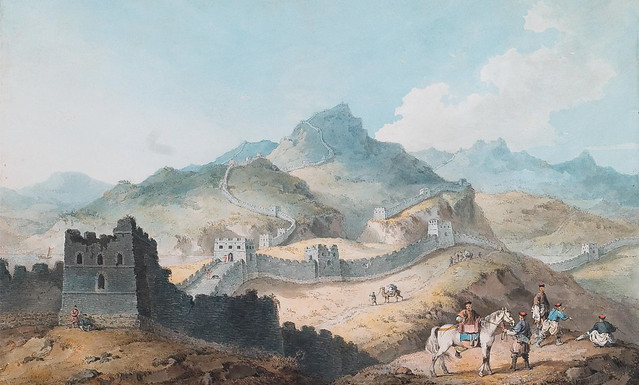 [ A ] William Alexander - The Great Wall of China