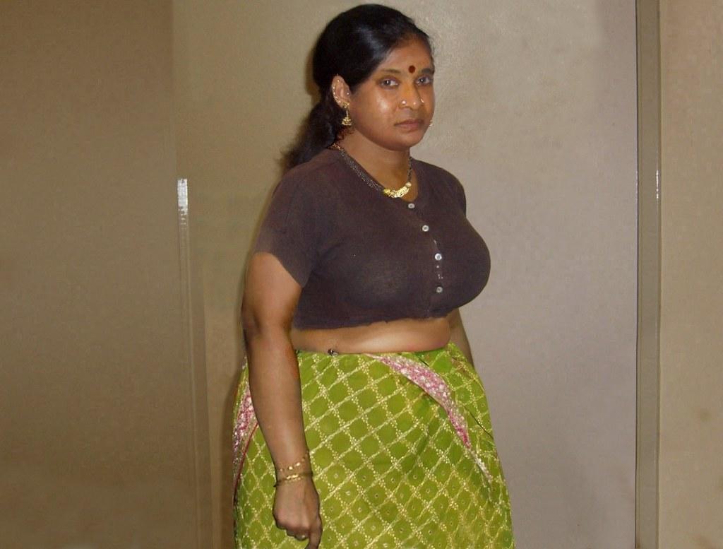 My Green Saree  Kerala  Clementsrex  Flickr-2749