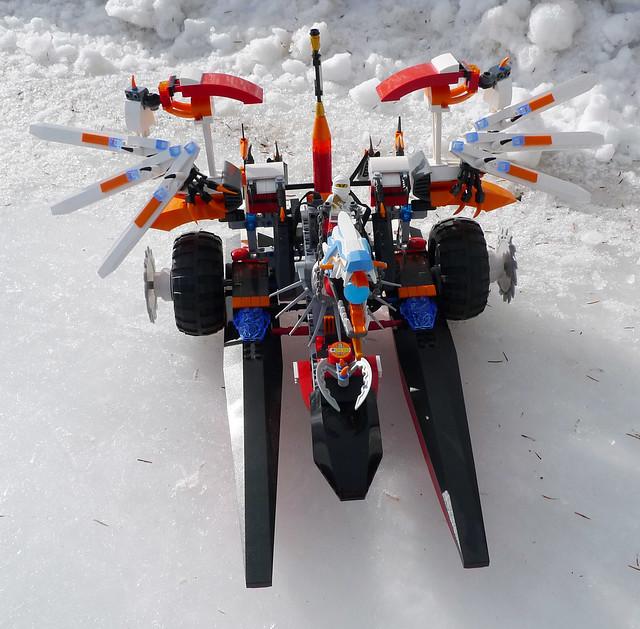 Ninjago D.I.E. (Dragon Ice Explorer) | Flickr - Photo Sharing!