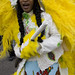 Indians on Fat Tuesday_Geronimo Hunters by Derek Bridges