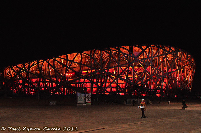 Beijing National Stadium, Bird's Nest