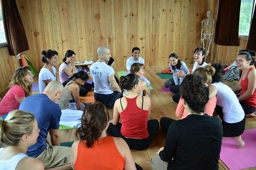 300 hours of yoga teacher training in India