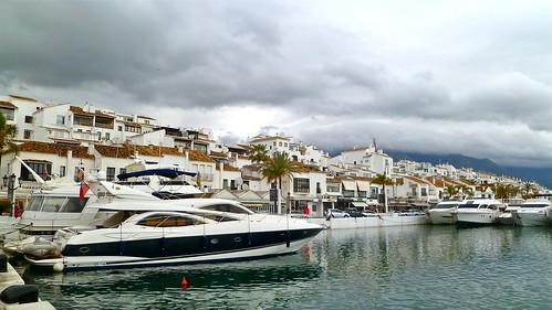 Marbella trip planner