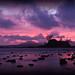 Nacula sunset, Fiji by uri baitner