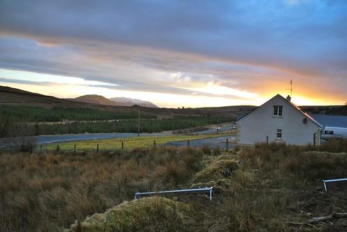 travel ireland sunset landscape nikon