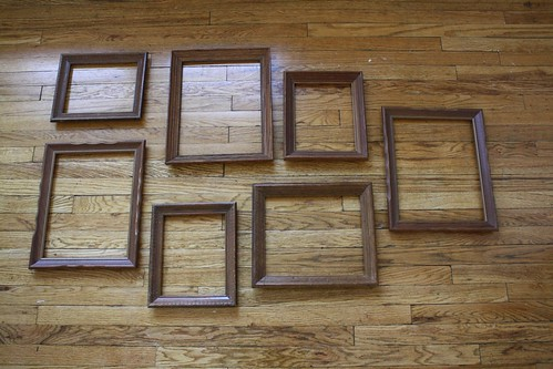 how to refinish a picture frame zween. Black Bedroom Furniture Sets. Home Design Ideas