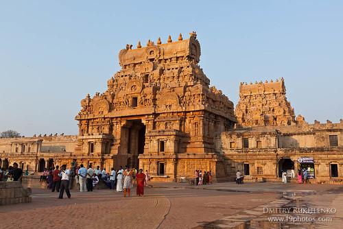 Brihadishwara Temple, Tanjore