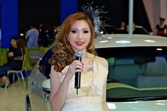 The sexy models of the 32nd Bangkok Motorshow