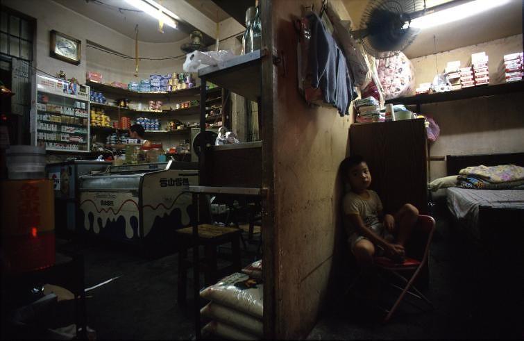 城市文化/消逝的黑暗三不管之城:九龍城寨11