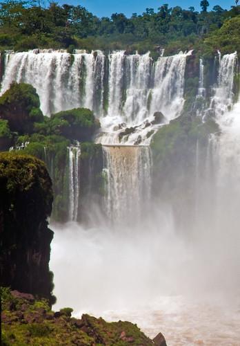 Argentina waterfalls