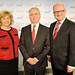 Mary Moran, Eamon Gilmore and Ged Nash