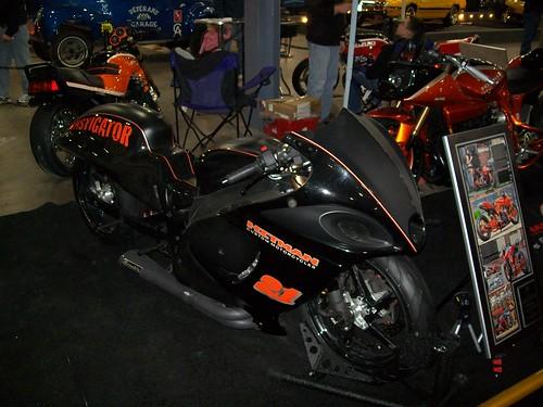 drag style bike