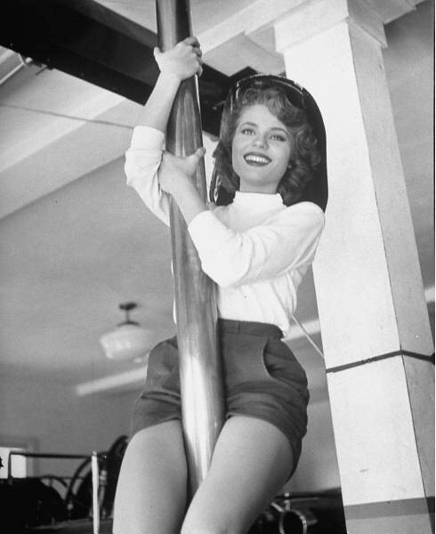 Actress Peggie Castle   Flickr - Photo Sharing
