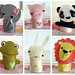Animal finger puppets by KirstyNeale