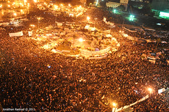 Tahrir Square - February 10, 2011