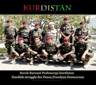 مسعود بارزانی سەرۆكی هەرێمی كوردستان