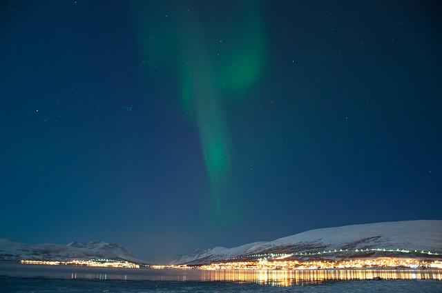 Kvaløya aurora