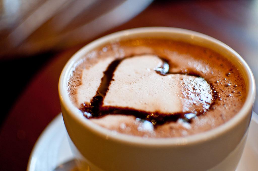 Coffee in Astoria