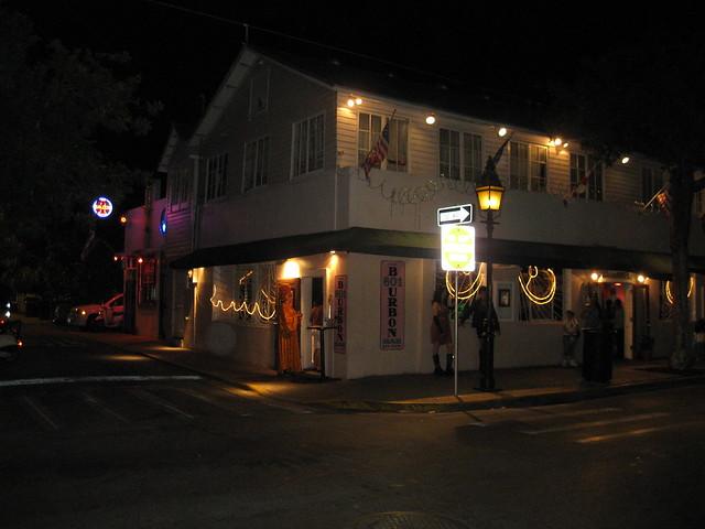 801 Bourbon Bar