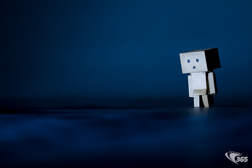 Lonely Danboard 055/365